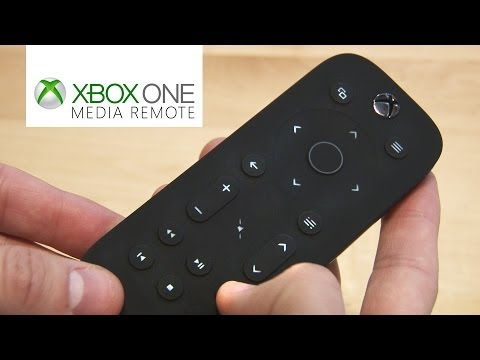 Xbox One Media Remote - Hands On