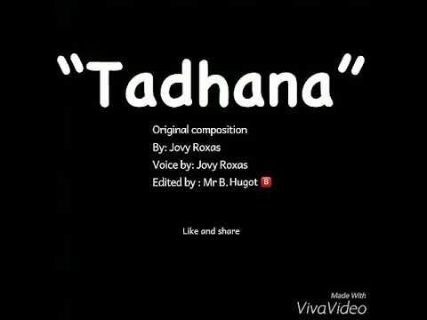 TADHANA (Tagalog Spoken Poetry)
