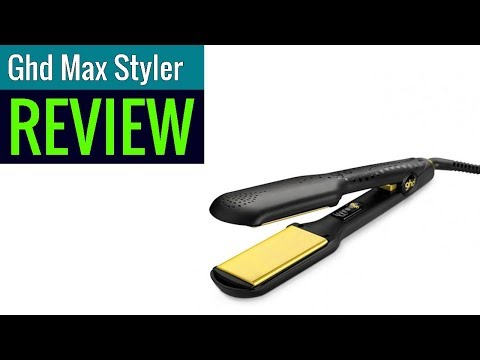 Ghd Max Styler review