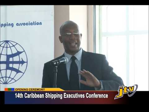 OPENING CEREMONY   14TH CARIBBEAN SHIPPING EXECUTIVES CONFERENCE   11 MAY 2015
