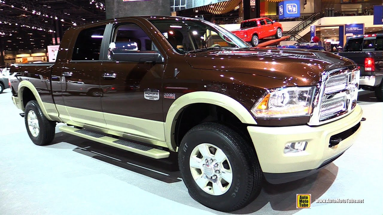 2015 Dodge 2500 Longhorn Edition Autos Post
