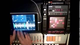 Synthikat Samplr App Impro Nr.3 Drum&Bass