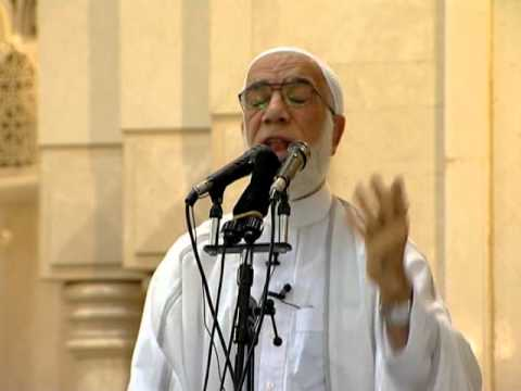 عند مليك مقتدر  - خطبة و درس الجمعة عمر عبد الكافي 19 -12-2014