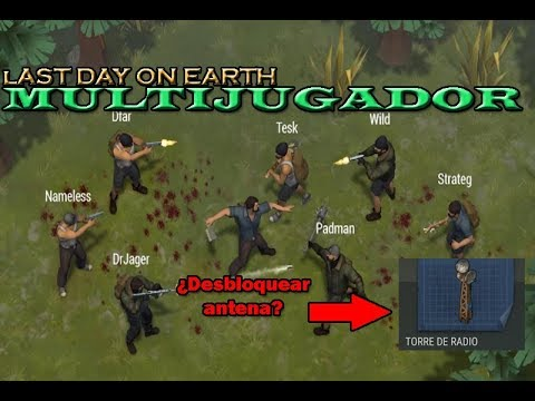 Jugar Con Amigos Last Day On Earth Multijugador Online Youtube