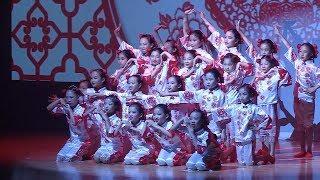 Publication Date: 2019-07-15 | Video Title: 三十五周年校慶典禮暨綜藝表演 - 中國舞表演《剪紙姑娘》