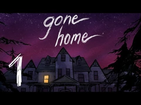 Gone Home [1] - FIRST FLOOR