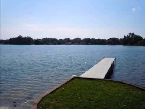 Brendel Lake in White Lake MI - Call Russ at  313-310-9855  - Oakland County Lakefront Homes