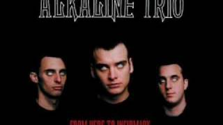 Watch Alkaline Trio Im Dying Tomorrow video
