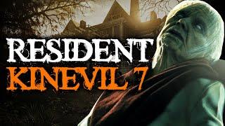 Let's Play Resident Evil 7 Part 4 - Resident Kinevil