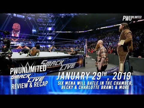 Smackdown Live Review (1/29): Six Men Will Battle In The Chamber