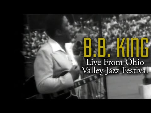 B.B. King | Live At The 1976 Ohio Valley Jazz Festival