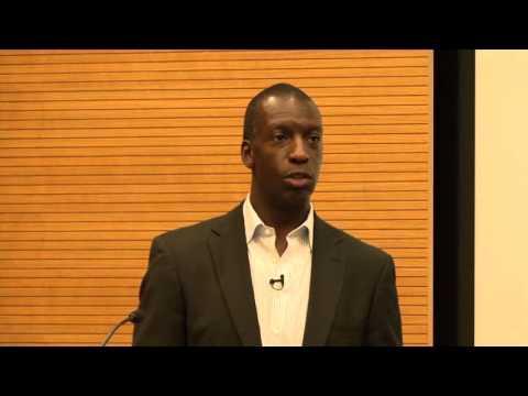 Olympian & Speaker Michael Johnson
