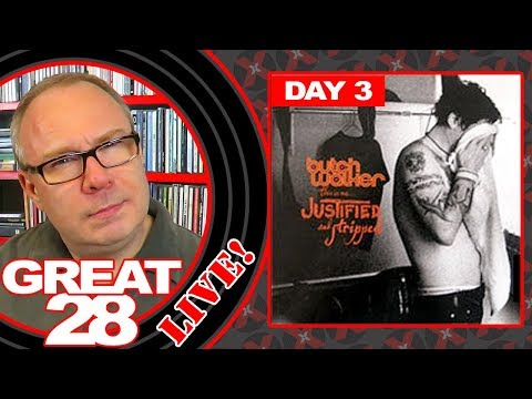 """DAY 3: Butch Walker """"Justified And Stripped"""" - GREAT 28 LIVE!"""