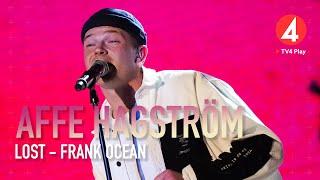 "Affe Hagström – ""Lost"" – Frank Ocean – Idol 2020 - Idol Sverige (TV4)"