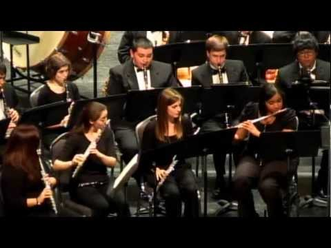 Elsa's Procession to the Cathedral - Baylor University Wind Ensemble - TMEA 2012