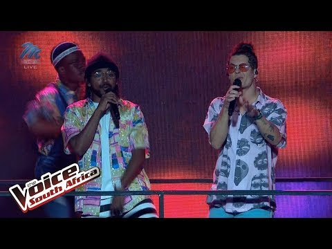 Easy Freak – 'Good Times' | Live Shows | The Voice SA | M-Net