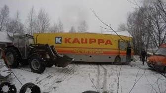 Myymäläauton hankinta