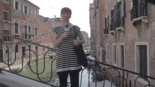 In viaggio con Sara: Venezia | ALMA Edizioni