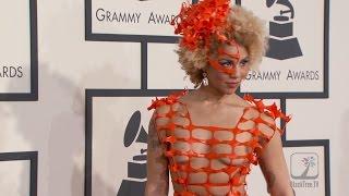 Joy Villa wins GRAMMY Awards Worst Dressed