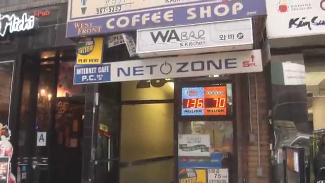 Where To Find Internet Cafes