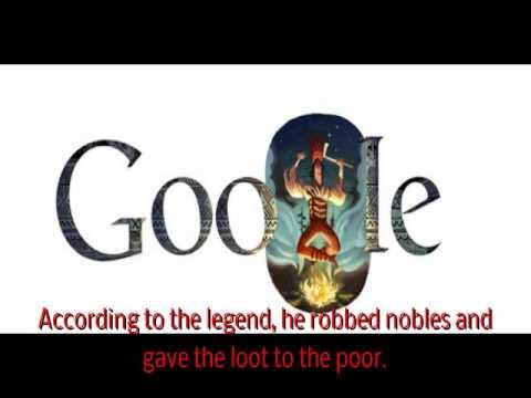 325th Birthday of Juraj Jánošík Google Doodle [HQ]