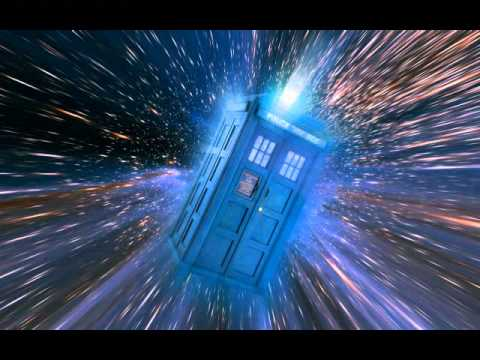 dr whos time machine