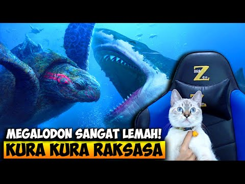 KURA KURA RAKSASA MENINDAS MEGALODON - FEED AND GROW FISH INDONESIA #16 - 동영상