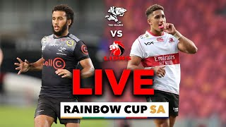 Sharks vs Lions Guinness PRO 14 Rainbow Cup Rd 5 2021