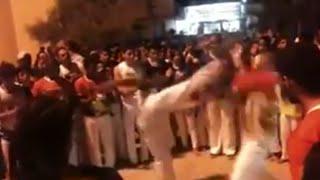 Celso Capoeira em Montalvania MG