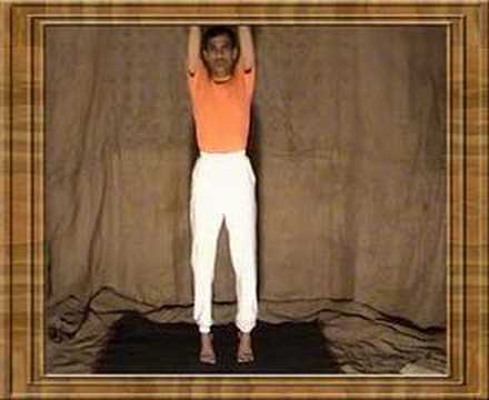 tadasana / mountain standing yoga pose asana  youtube