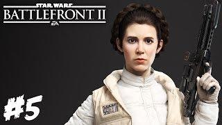 Video de SOMOS UNA PRINCESITA! | Star Wars Battlefront II #5