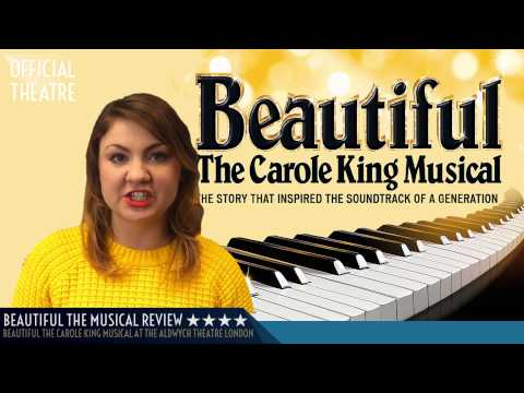 Beautiful the Musical London REVIEW in 60 seconds  ★★★★  Aldwych Theatre