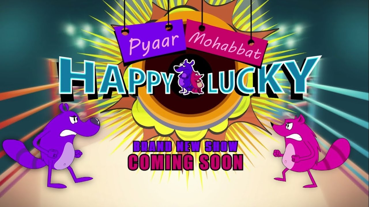 Brand New Show | Pyaar Mohabbat Happy Lucky | Coming soon
