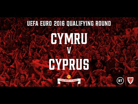 Wales v Cyprus 13.10.14 (EURO 2016 Qualifying Round Full Re-Run)