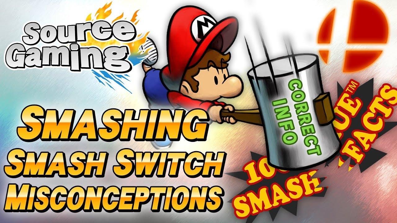 Smashing Some Smash Switch Misconceptions