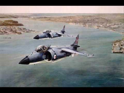 SEA HARRIER AT WAR MAY 1982