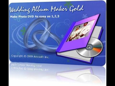How To Install And Use Wedding Album Maker Gold 4