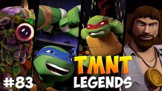 Черепашки-Ниндзя: Легенды. Прохождение #83  FINAL Bosses (TMNT Legends IOS Gameplay 2016