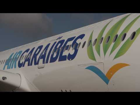 Air Caraïbes : La fabrication de l'A350