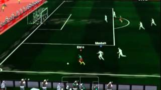 PES6 Greece World Cup 2014 Qualifiers - Algeria vs Cameroon