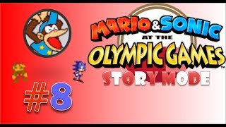 Mario and Sonic at The Olympic Tokyo 2020 Story Mode Part8