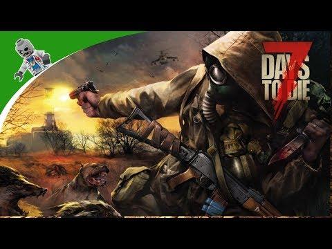 Building Through Demolition - 7 Days to Die Multiplayer Livestream