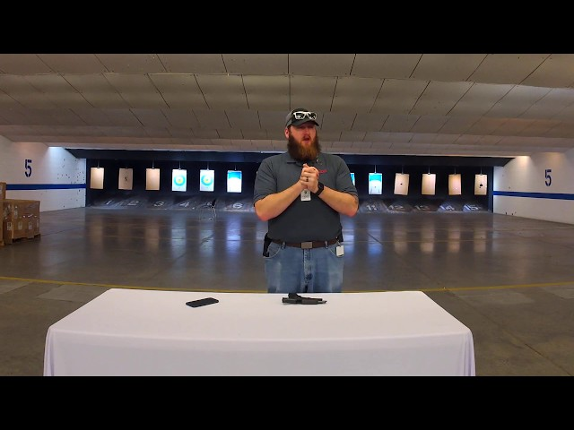 Quarantined Training: Introduction to Handguns