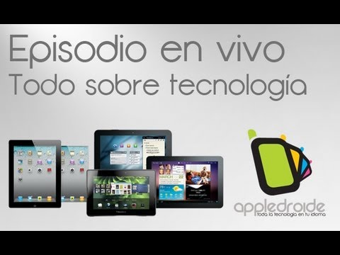 Appledroide en Vivo