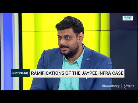 Jaypee Infra Insolvency Back To Square One