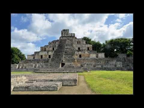 """Edzna - """"La maison des Itzaes"""" - Etat de Campeche - Mexique"""