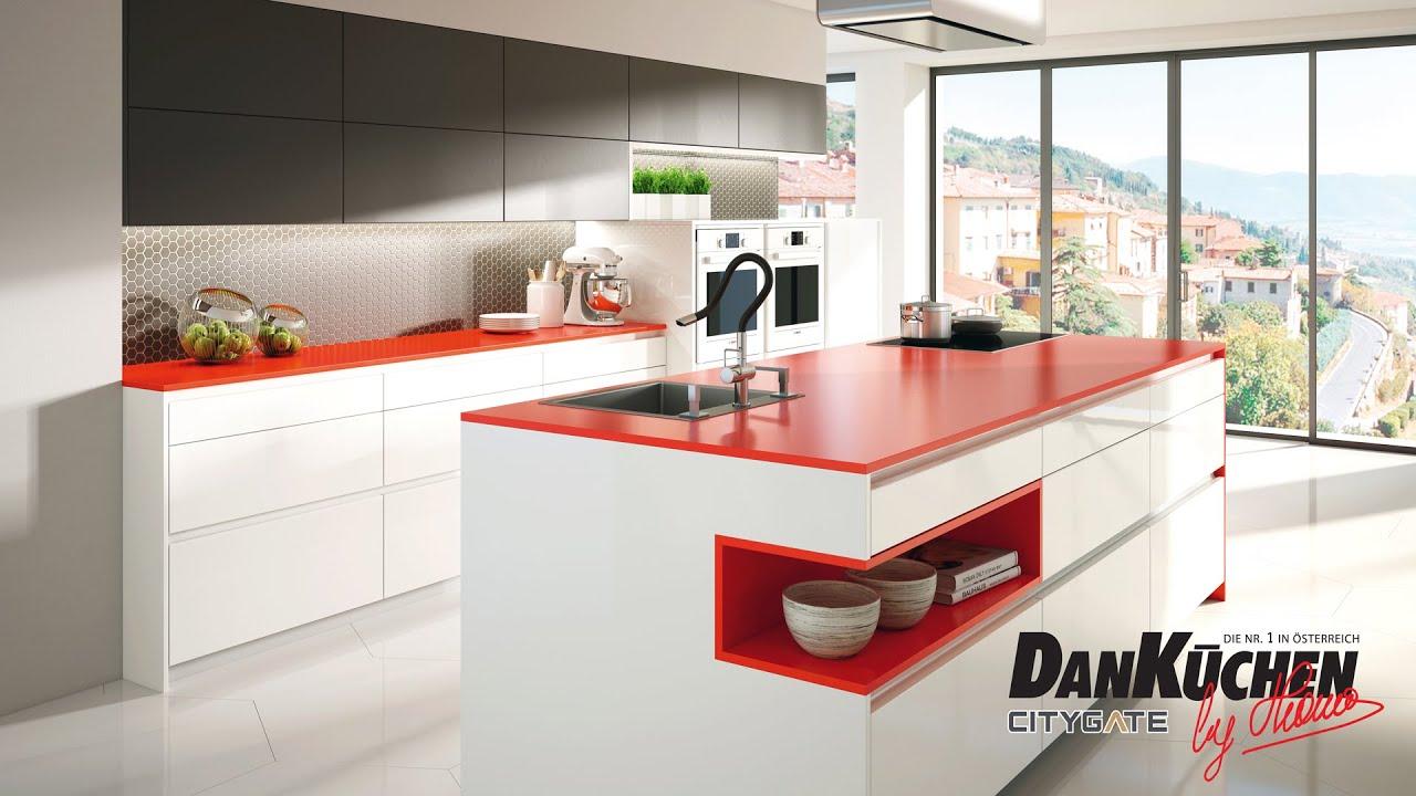 Dan Kuchen Citygate Wien Kuchenplanung Kuchendesign Kuchenstudio