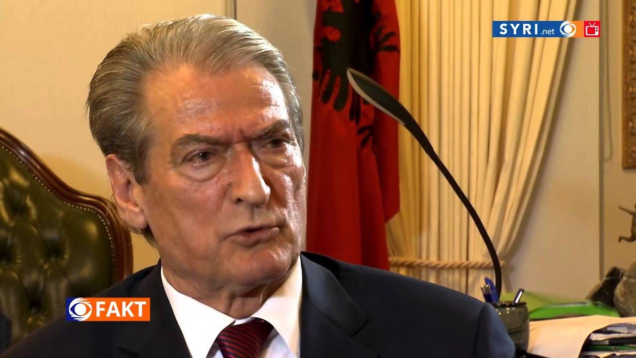 Berisha: Gramoz Pashko perzuri Edi Ramen nga mbledhja Ja dy arsyet SYRI.net TV