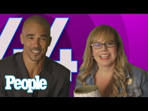 Shemar Moore Says Clean Underwear Is Important  People