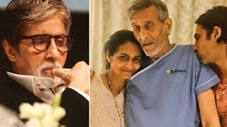 Vinod Khanna DEAD   You Wont Believe what Amitabh Bachchan & Karan Johar did for Vinod Khanna